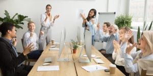Erfolg - Menschen bewegen und begeistern